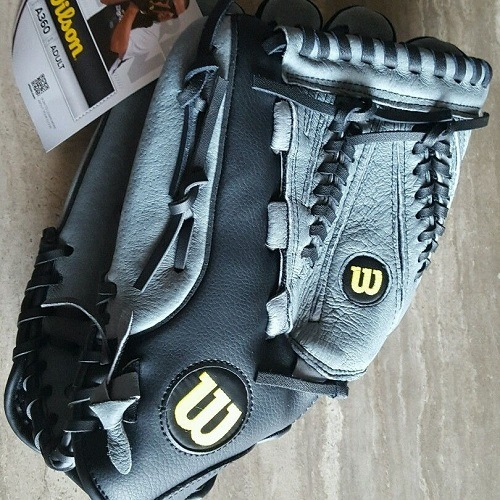 Freshly Bought Wilson A360 Series 14 Inch WTA03RS16 14 Slowpitch Softball Glove